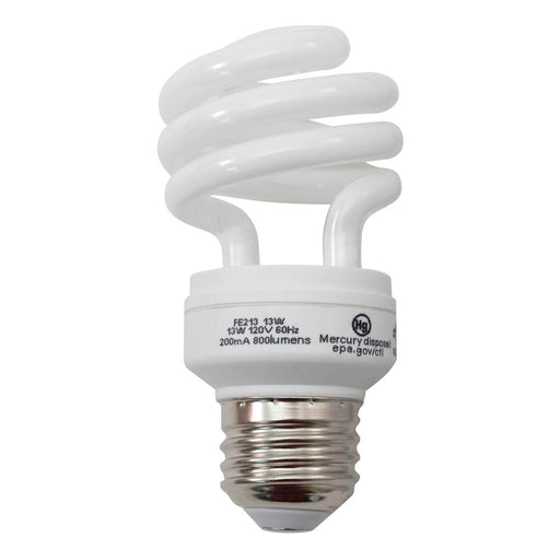 Ledu 13 Watt Replacement Bulb, Compact Fluorescent