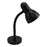 Advanced Style Gooseneck Desk Lamp, Black, 16 in. H
