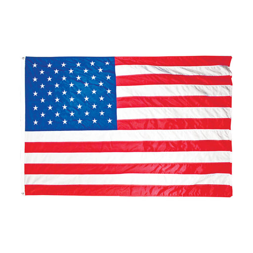 Advantus Outdoor Nylon US Flag, 5' x 8'