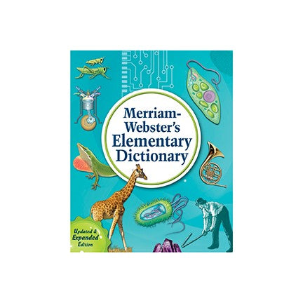 MW Elementary Dictionary Hardcover