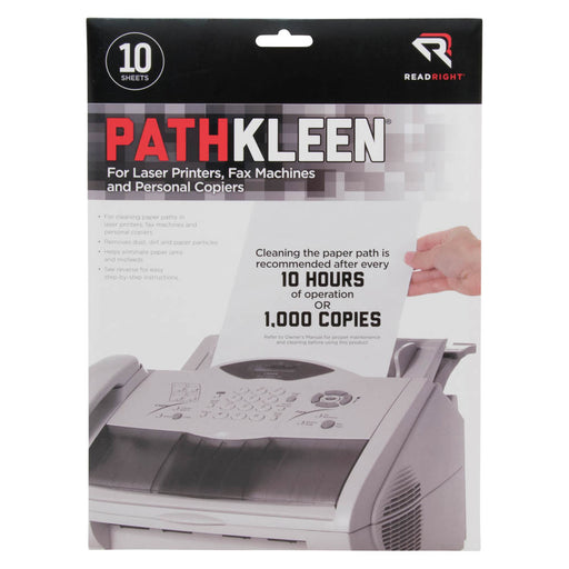Read Right PathKleen, 10 sheets/PK
