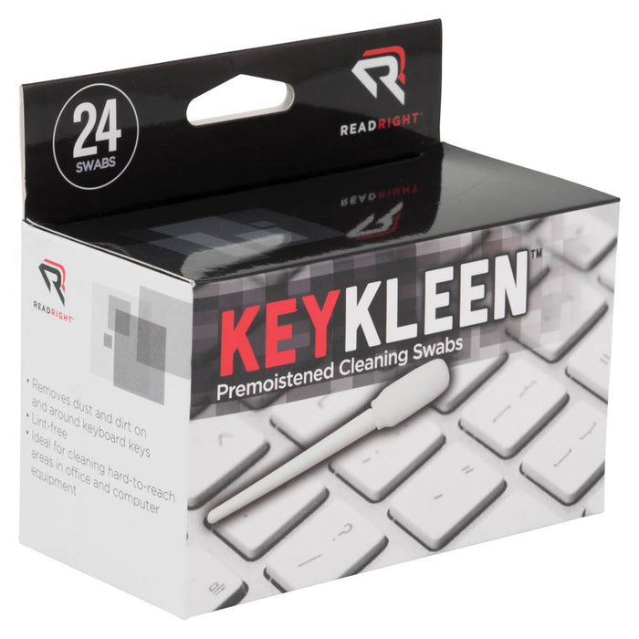 Read Right KeyKleen, 24 swabs/BX
