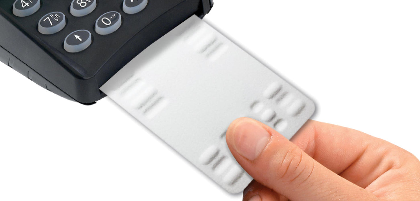 Read Right Read Right Smart Cleaning Card with Waffletechnology
