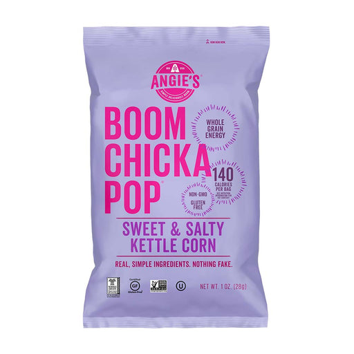 Boom Chicka Pop, Sweet & Salty, 1 oz, 24/ct