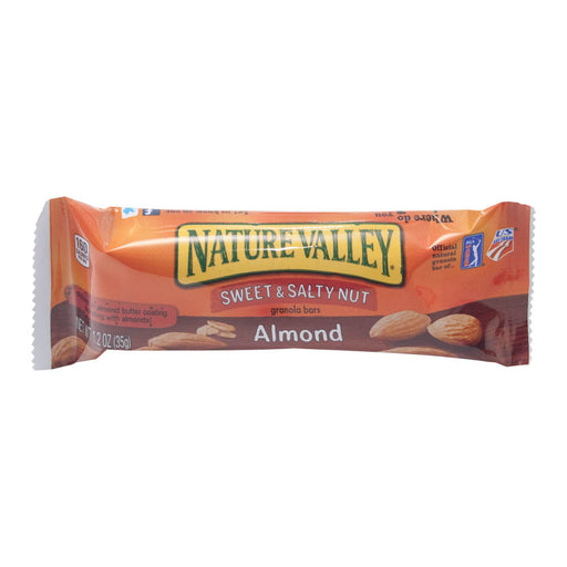 Nature Valley Sweet & Salty Nut Granola Bar, Almond, 1.2 oz, 16/BX