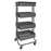 Vertiflex Multi Use Storage Cart & Stand Up Workstation