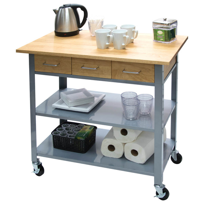 Vertiflex Countertop Serving Cart