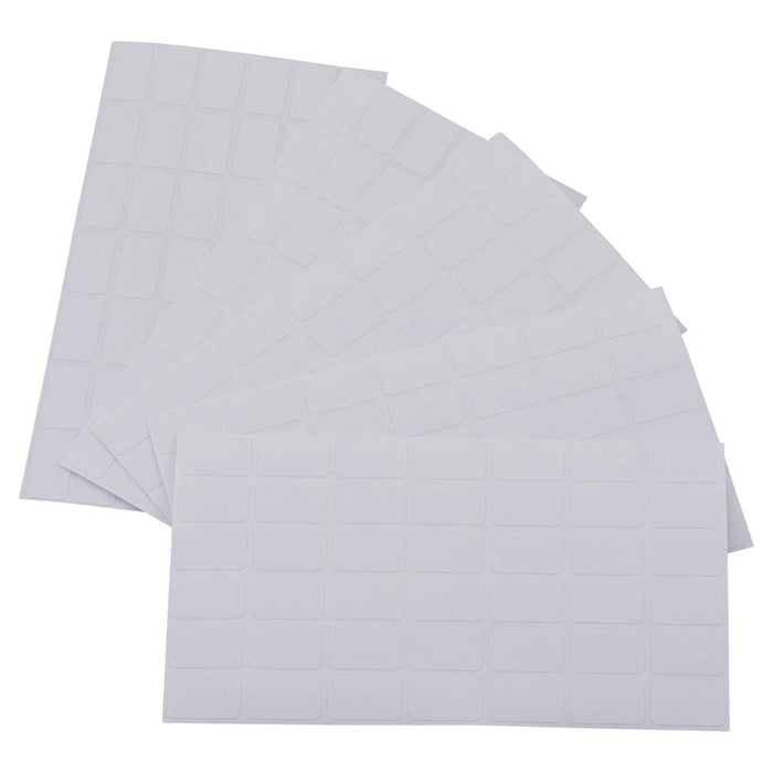 Z International Multi Purpose Labels, White, ⅜ x ⅝, 504 Labels