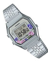 LA680WA-4C LA680WA-4 Casio Vintage Quartz Digital Ladies Dress Watch