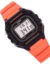 W-218H-4B2V W-218H-4B2 Casio Quartz 50M Digital Unisex Sports Watch