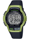 Casio Lap Memory Digital Mens Sports Watch WS-1000H-3A WS1000H-3A