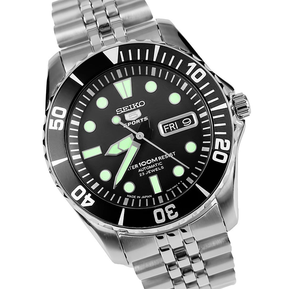 the latest 1903a e2249 Seiko 5 Sports Automatic Jubilee Japan Watch SNZF17 SNZF17J1
