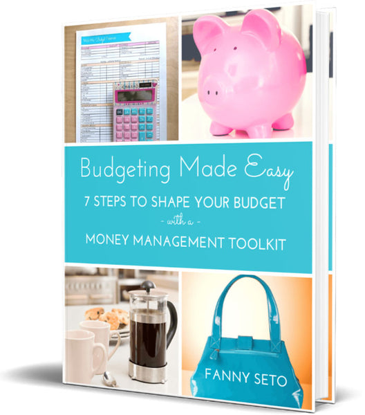 Budgeting Made Easy - Printable/Digital Budget Binder and Guide
