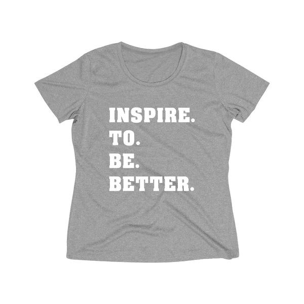 Inspire to Be Better Women's Dri-Fit Tee - lavished-collection