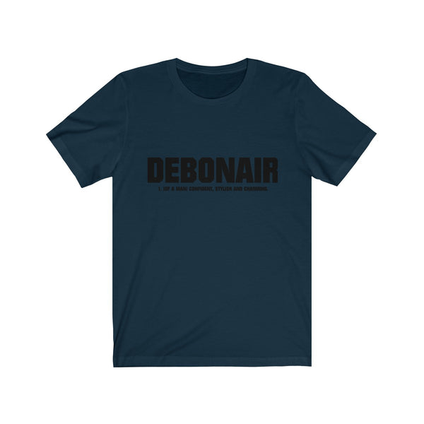 Debonair Men's Jersey Short Sleeve Tee - lavished-collection