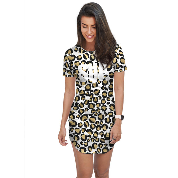 SUP. -TShirt Dress - lavished-collection