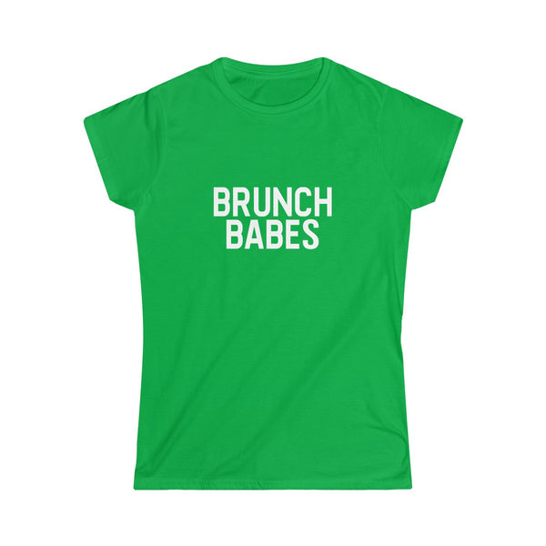 Brunch Babes Women's Softstyle Tee - lavished-collection