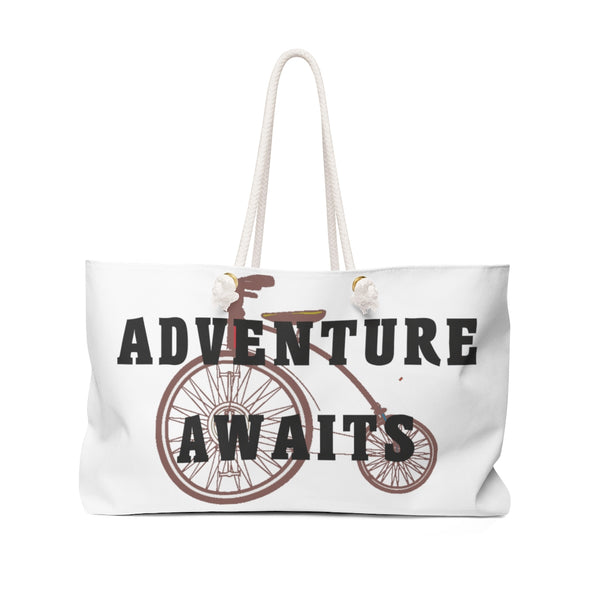 Adventure Awaits Weekender Bag - lavished-collection