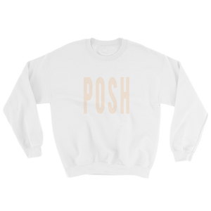 Posh Crewneck Sweatshirt Apparel - Lavished Collection