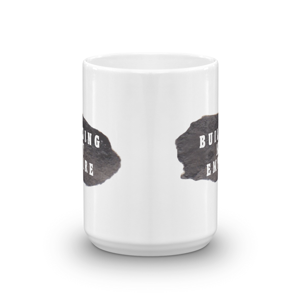 Building My Empire Mug Home & Decor - Lavished Collection