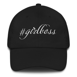 girlboss- Snapback Hat - lavished-collection