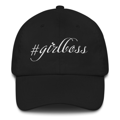 #girlboss Snapback Hat Hats - Lavished Collection