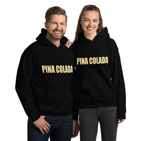 Pina Colada -Hooded Sweatshirt - lavished-collection