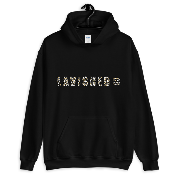 Lavished CO Leopard Print -Hooded Sweatshirt - lavished-collection