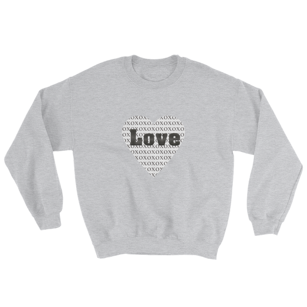 XO Love- Women's Sweatshirt - lavished-collection