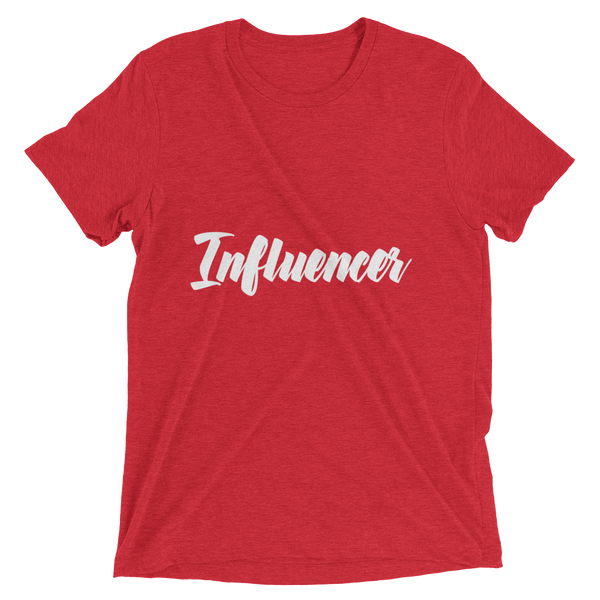 """Influencer"" Short sleeve t-shirt - lavished-collection"