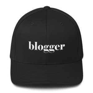 Blogger - Structured Twill Cap - lavished-collection