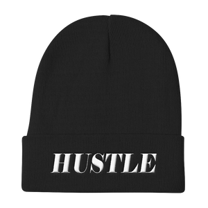 Hustle- Knit Beanie - lavished-collection