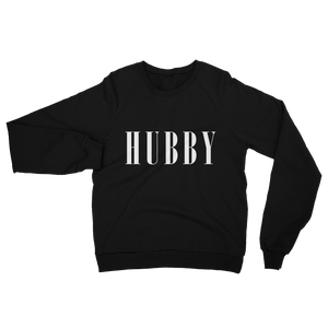 Hubby California Fleece Raglan Sweatshirt Apparel - Lavished Collection