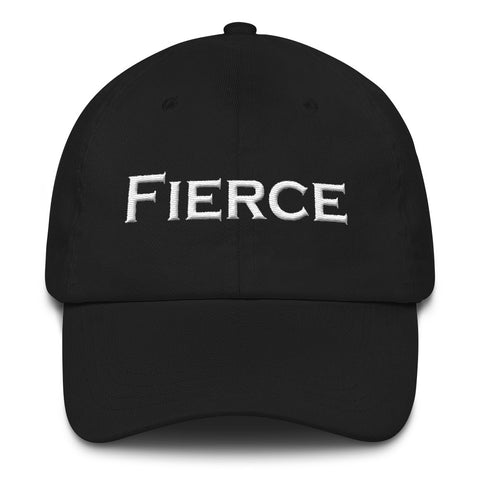 """Fierce"" Snapback Hat Hats - Lavished Collection"