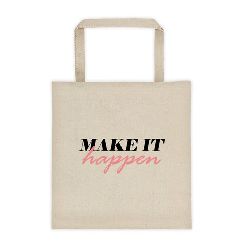 Make It Happen Tote bag Accessories - Lavished Collection