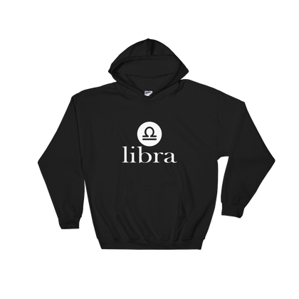 """Libra"" Hooded Sweatshirt"