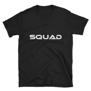 """Squad"" Short-Sleeve Unisex T-Shirt Apparel - Lavished Collection"