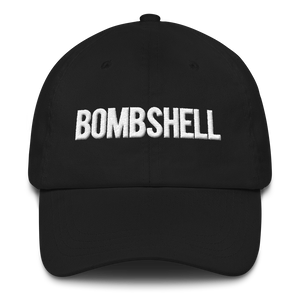 """Bombshell"" Snapback Hat Hats - Lavished Collection"
