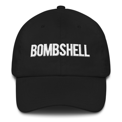 Bombshell - Snapback Hat - lavished-collection