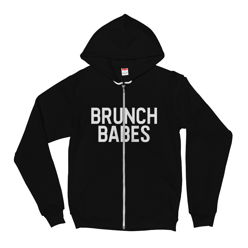 Brunch Babes- Hoodie sweater - lavished-collection