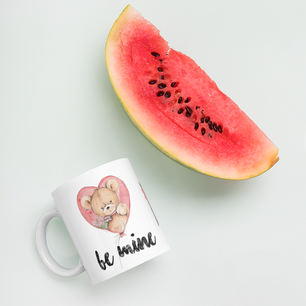 Be Mine Valentine's Mug Home & Decor - Lavished Collection