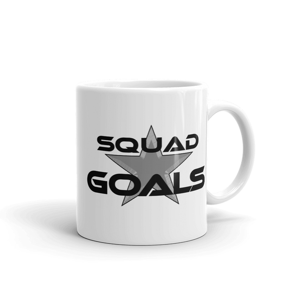 """Squad Goals"" Mug Home & Decor - Lavished Collection"