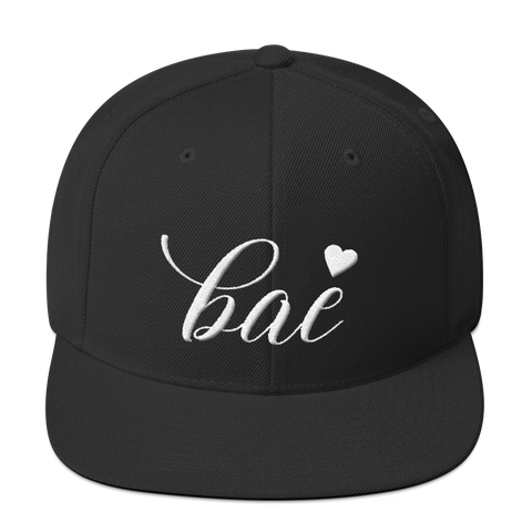 Bae - Snapback Hat - lavished-collection