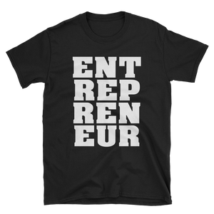 """Entrepreneur"" Unisex T-Shirt Apparel - Lavished Collection"