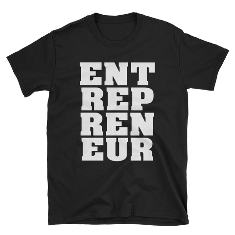 Entrepreneur-Unisex T-Shirt - lavished-collection