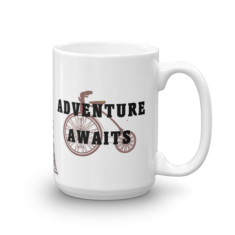Adventure Awaits Mug Home & Decor - Lavished Collection