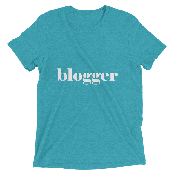 Blogger - Short sleeve Tshirt - lavished-collection