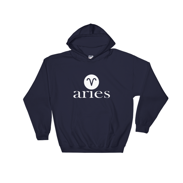 Aries- Hooded Sweatshirt - lavished-collection