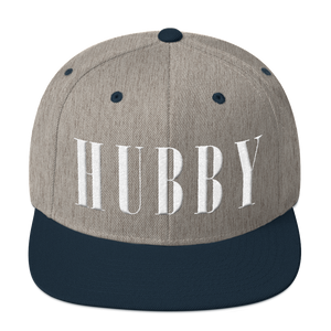 Hubby Snapback Hat - lavished-collection