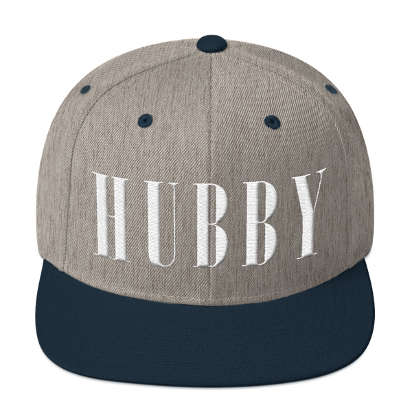 Hubby- Snapback Hat - lavished-collection
